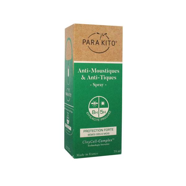 Parakito Anti-Moustiques et Anti-Tiques dés 6 mois 75ml