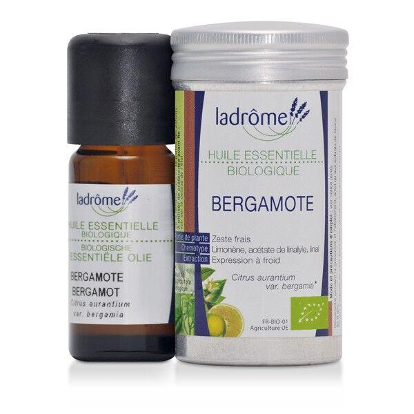 Ladrôme Huile Essentielle Bergamote Bio 10ml