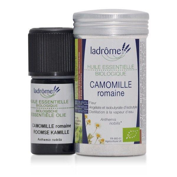 Ladrome Ladrôme Huile Essentielle BIO Camomille Romaine 5ml