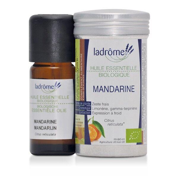 Ladrôme Huile Essentielle Mandarine Bio 10ml