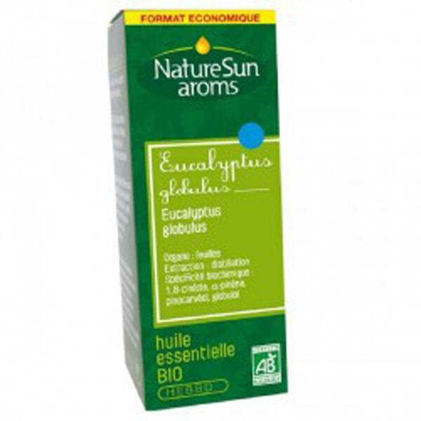 NatureSun Aroms Huile Essentielle Bio Eucalyptus Globulus 30ml