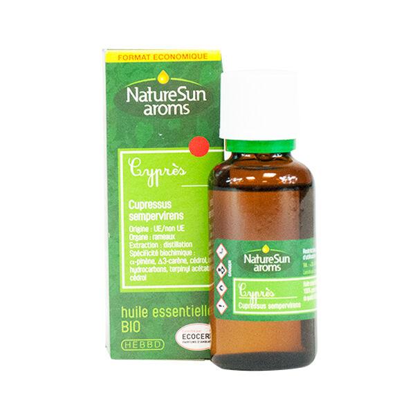 NatureSun Aroms Huile Essentielle Bio Cypres 30ml