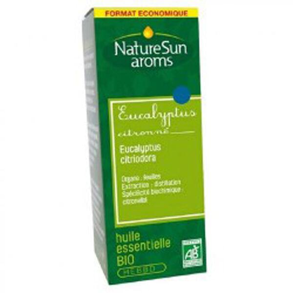 NatureSun Aroms Huile Essentielle Bio Eucalyptus Citronné 30ml