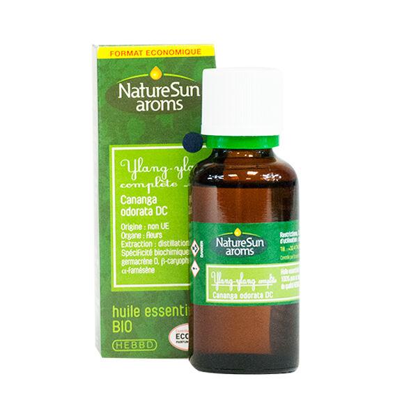 NatureSun Aroms Huile Essentielle Bio Ylang Ylang Complete 30ml