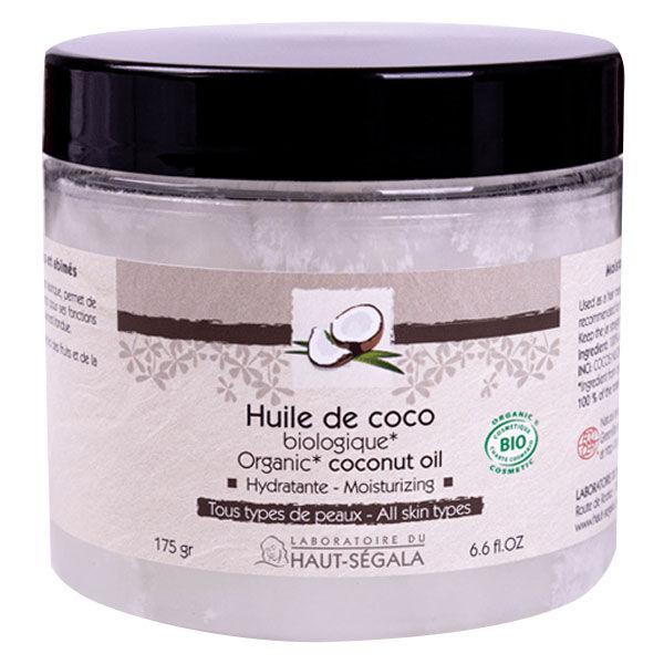 Haut Ségala Haut-Ségala Les Huiles Végétales Coco Vierge Bio 175g