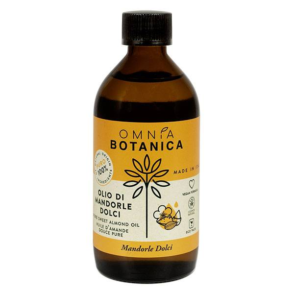 Omnia Botanica Huile Pure Amande Douce 200ml