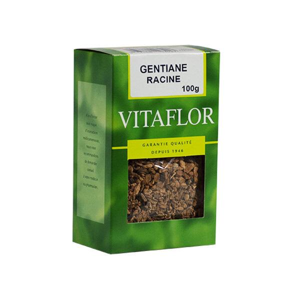 Vitaflor Bio Vitaflor Infusion Gentiane Racine 100g