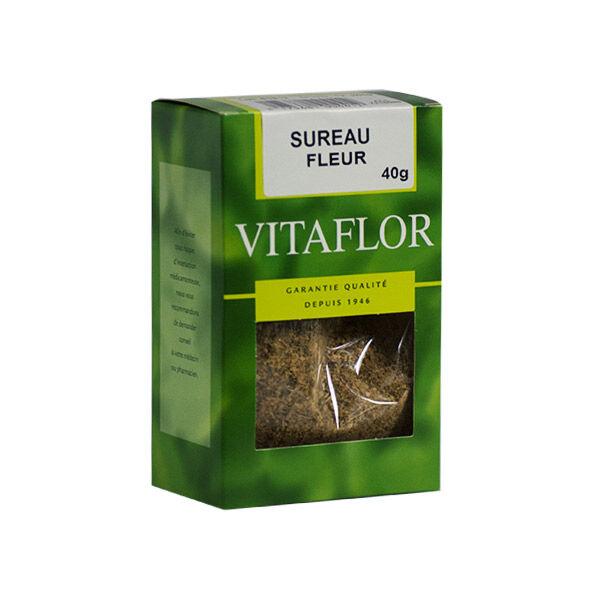 Vitaflor Bio Vitaflor Infusion Sureau Fleur 40g
