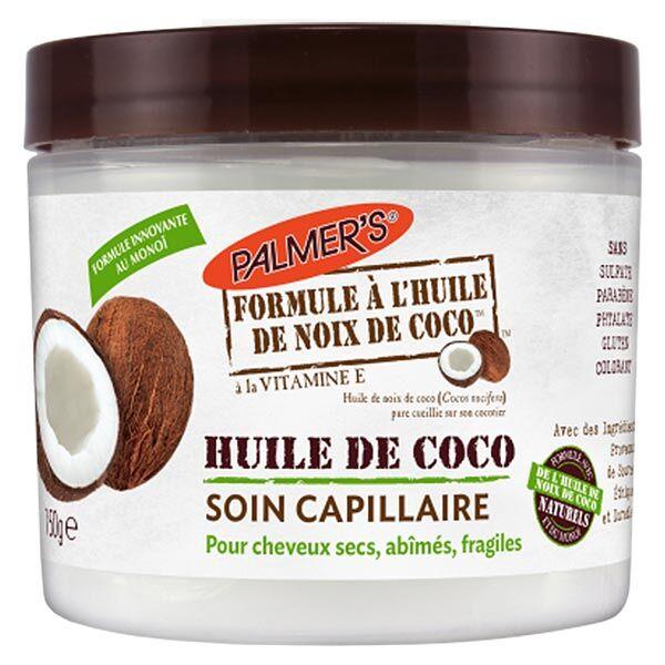 Palmer's Huile de Coco Baume Soin Capillaire 150g