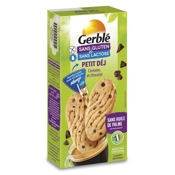 Gerblé Sans Gluten & Sans Lactose Biscuits Petit Déj 200g