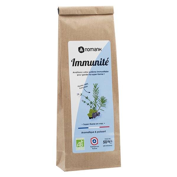 Nomank Tisane Immunité 50g