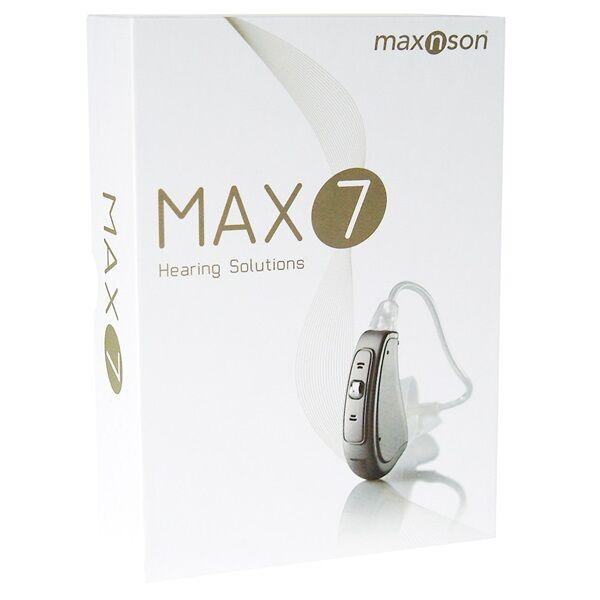 Max N Son Assistant d'Écoute Max 7