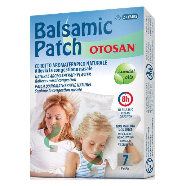Otosan Patch Respiration Balsamic 7 patchs