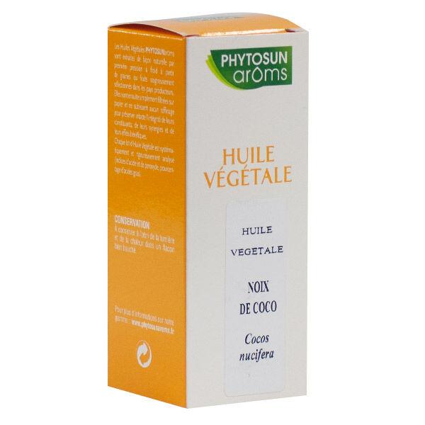 Phytosun Aroms Huile Végétale Noix de Coco 100ml