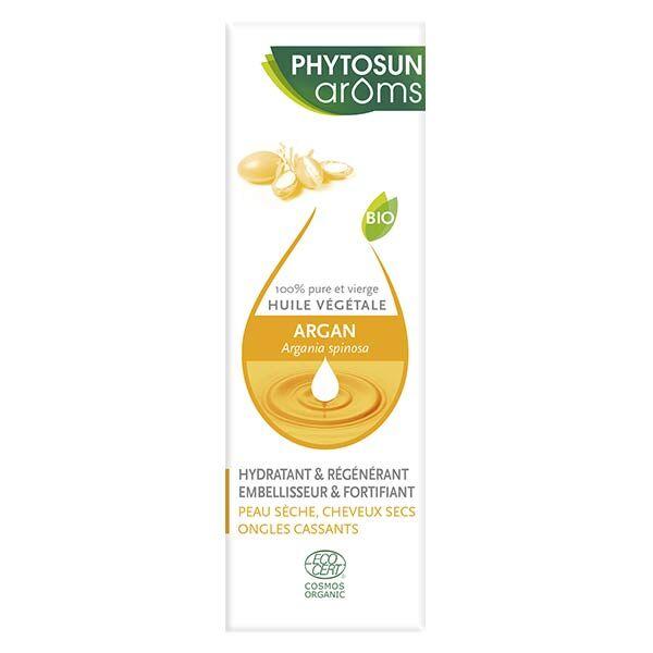 Phytosun Arôms Huile Végétale Argan Bio 50ml