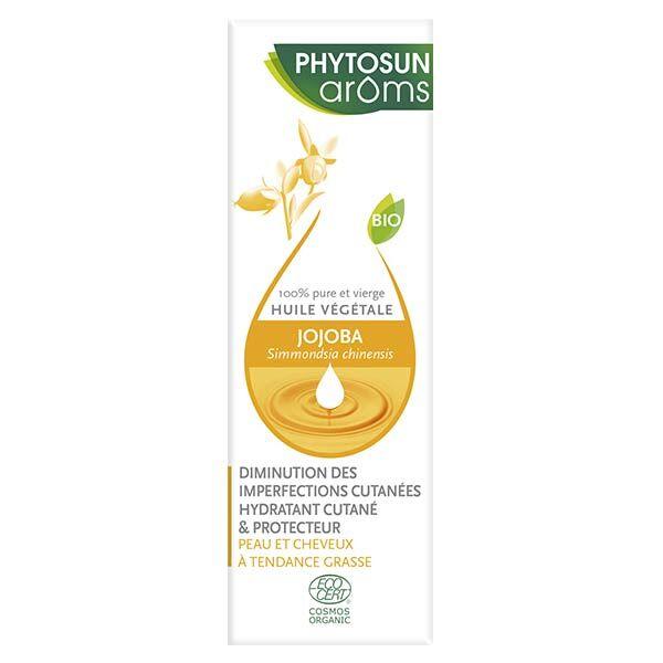 Phytosun Aroms Huile Végétale Jojoba Bio 50ml