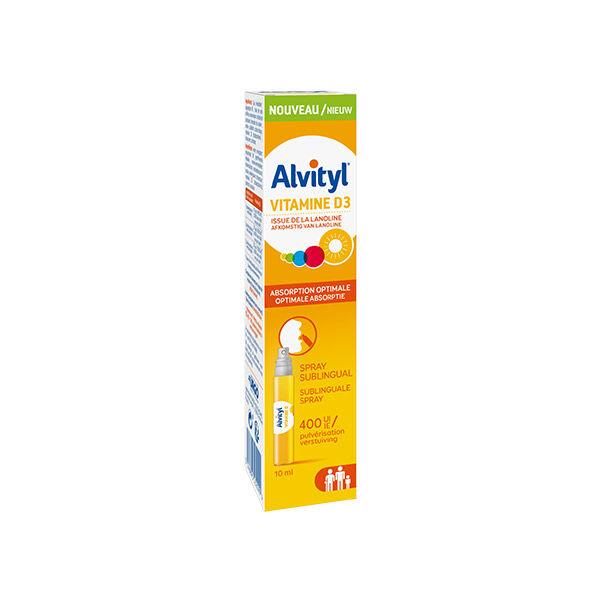 Alvityl Vitamine D3 Spray 10ml