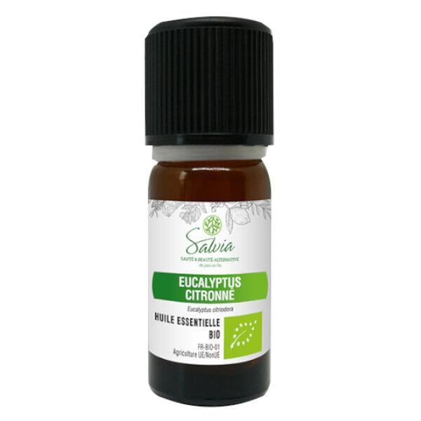 Salvia Huile Essentielle Bio Eucalyptus Citronné 10ml