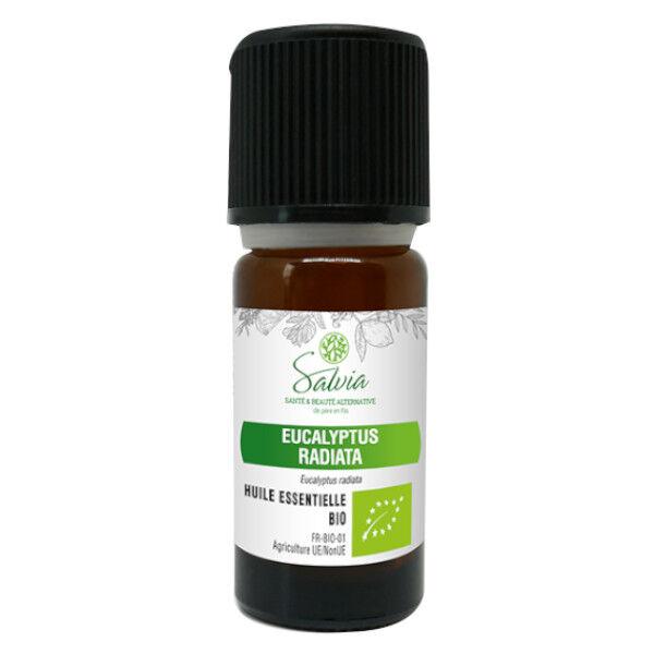 Salvia Huile Essentielle Bio Eucalyptus Radiata 10ml
