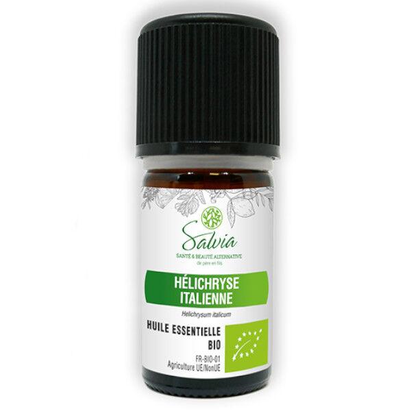 Salvia Huile Essentielle Bio Hélichryse Italienne 5ml