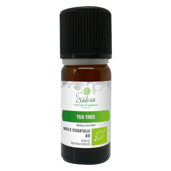 Salvia Huile Essentielle Bio Arbre à Thé 10ml