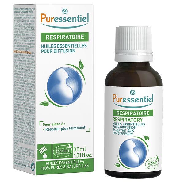 Puressentiel Respiratoire Mélange pour Diffusion Resp Ok 30ml