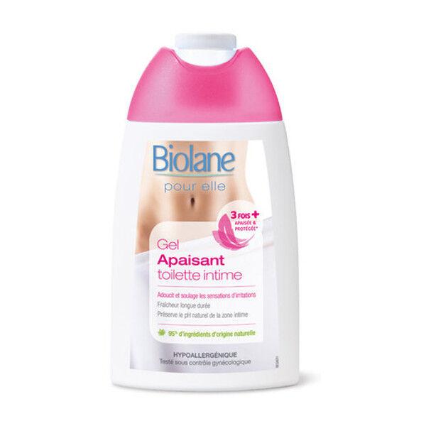 Biolane Gel Apaisant Toilette Intime 200ml