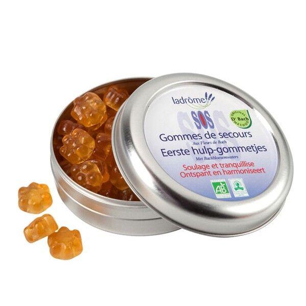 Ladrôme Elixirs Floraux N°39 Gommes de Secours Bio 45g