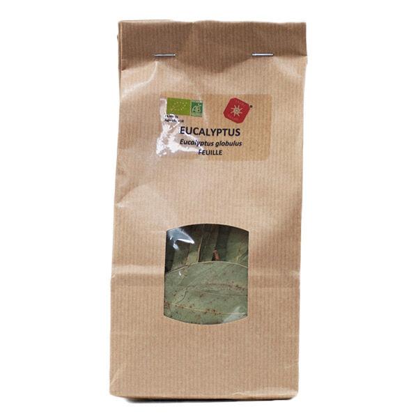 Vit'all+ Tisane Eucalyptus Feuille Bio 50g