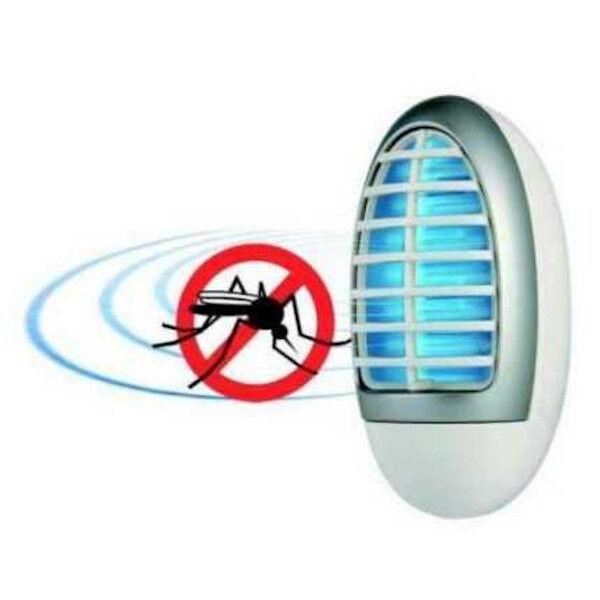 Delatex Maniquick Lampe Antimoustique Blue Trap