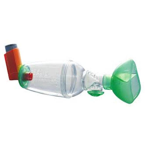 PediAct Tips Haler Chambre D'Inhalation Nourrisson -9mois