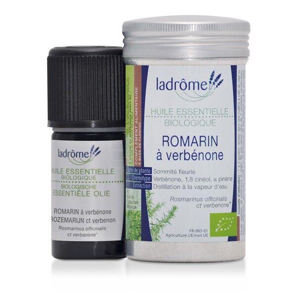 Ladrôme Huile Essentielle Romarin Verbenone Bio 5ml