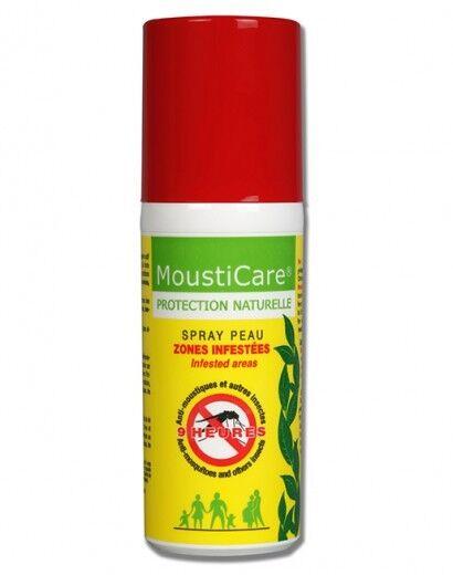 Mousticare Spray Zones Infestées 75ml