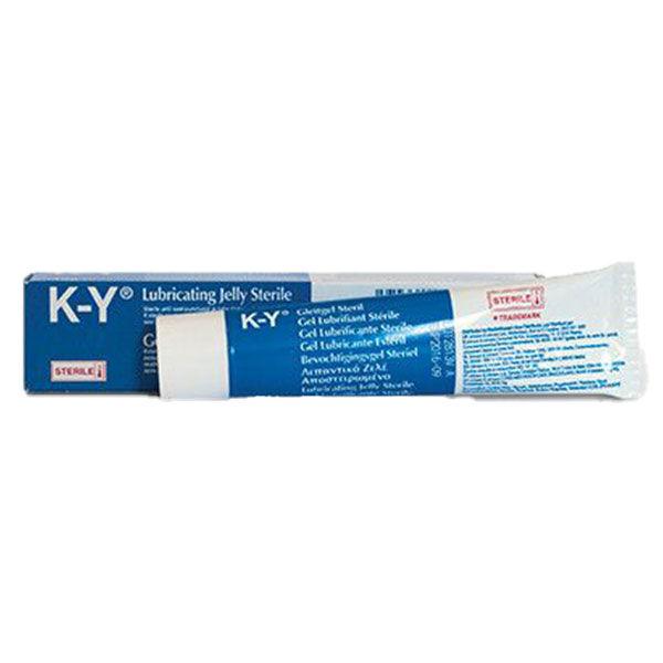 Durex K-Y Lubrifiant Stérile Jelly 48 x 5g