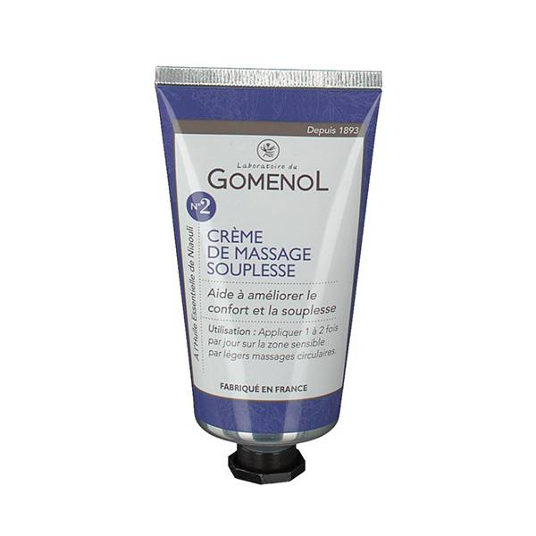 Gomenol Crème de Massage Souplesse n°2 75ml