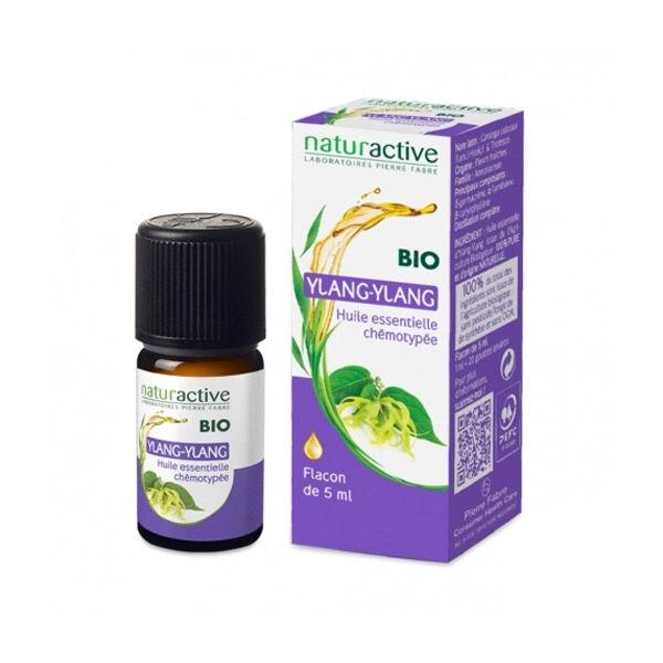 Naturactive Huile Essentielle Bio Ylang Ylang 5ml