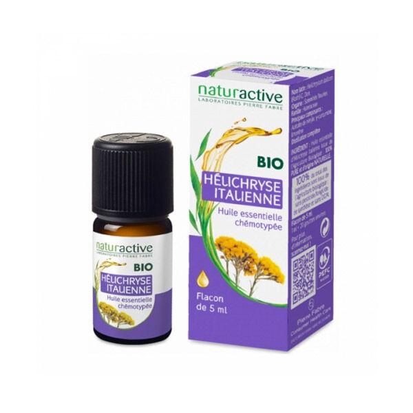 Naturactive Huile Essentielle Bio Hélichryse Italienne 5ml