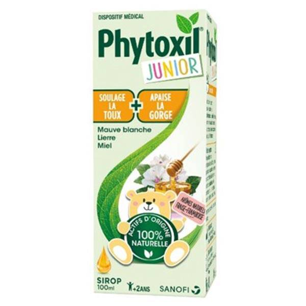 Sanofi Aventis Phytoxil Junior Sirop 100ml