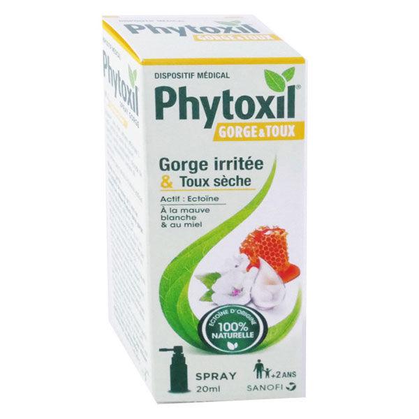 Sanofi Aventis Phytoxil Gorge & Toux Spray 20ml