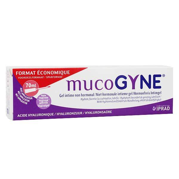 Mucogyne Gel Intime Non Hormonal Tube 70ml