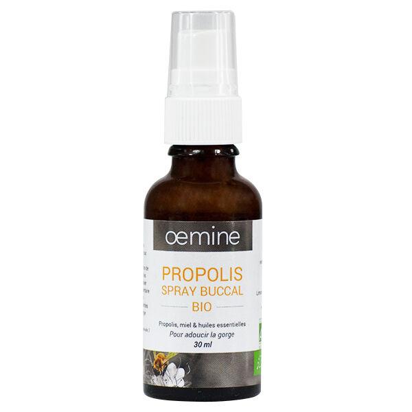 Oemine Propolis Spray Bucal Bio 30ml