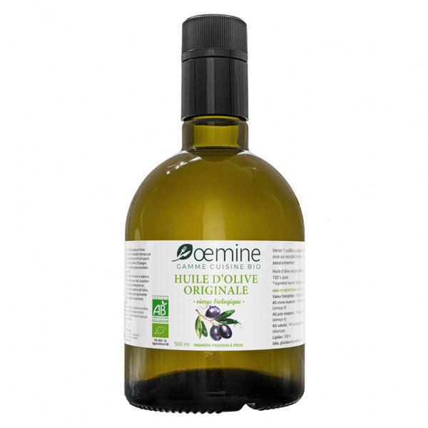 Oemine Huile Alimentaire d'Olive Originale Bio 500ml