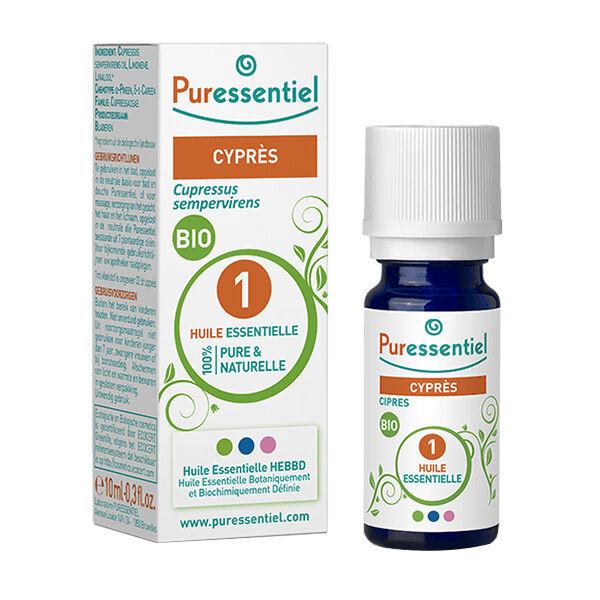 Puressentiel Huile Essentielle Bio Cyprès 10ml (Cupressus sempervirens)