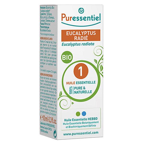 Puressentiel Huile Essentielle Bio Eucalyptus Radié 10ml