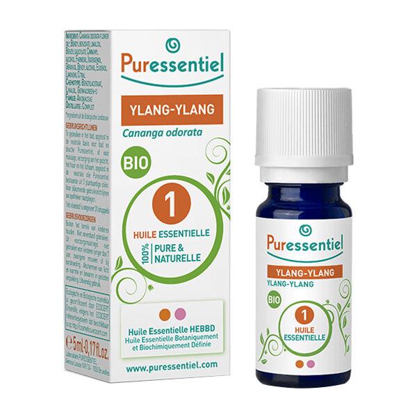 Puressentiel Huile Essentielle Ylang Ylang Bio 5ml