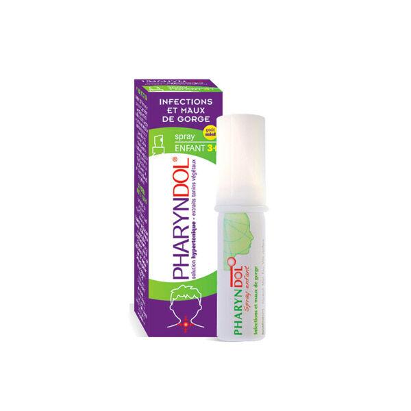 PediAct Pharyndol Spray Enfant 20ml
