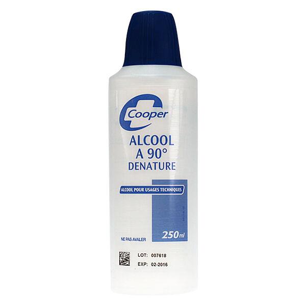 Cooper Alcool Dénaturé 250ml