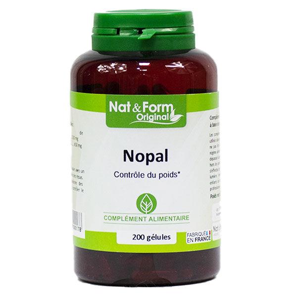 Nat & Form Original Nopal 200 gélules