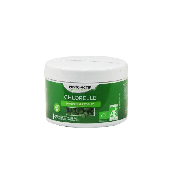 Phyto-Actif Phytoactif Chlorelle 300 comprimés