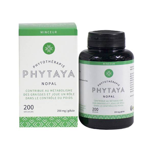 0002240 Phytaya Nopal 200 gélules